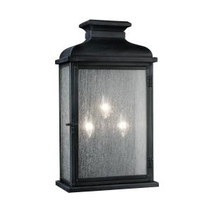 Feiss Outdoor Lighting Feiss outdoor lighting outdoor post lighting murray feiss light pediment three light outdoor wall sconce workwithnaturefo