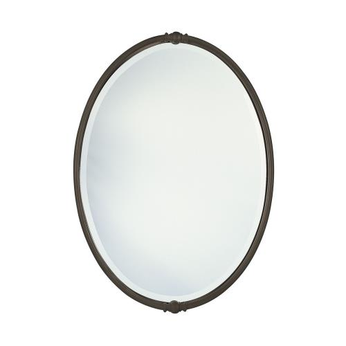 Murray Feiss Mirrors: Beveled Mirror