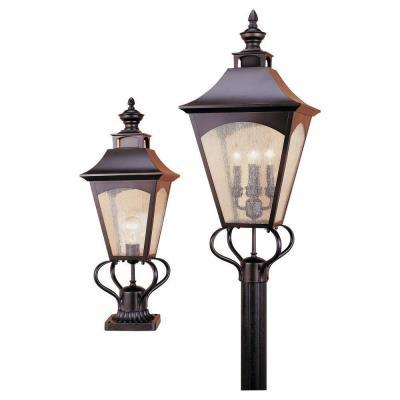 Feiss ol1007 homestead one light post lantern aloadofball Image collections