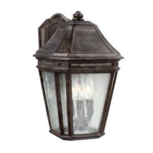 Londontowne - 8.25 Inch Three Light Outdoor Wall Sconce
