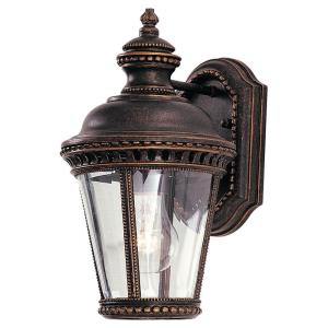 Castle - One Light Outdoor Wall Mount