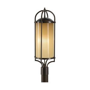 Feiss outdoor contemporary post lighting murrayfeisslight dakota three light outdoor post mount aloadofball Images