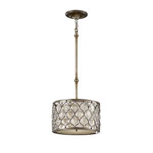Feiss pendant lighting crystal pendant lights murray feiss light lucia one light pendant aloadofball Gallery