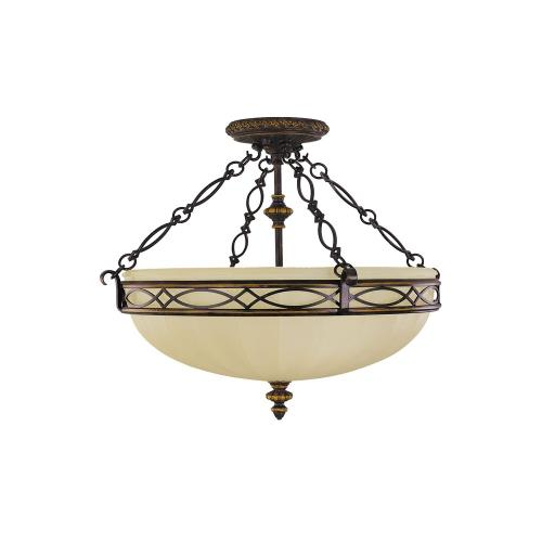 Murray Feiss Lighting Parts: The Edwardian Collection Semi-Flush