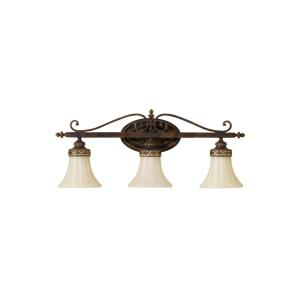 Drawing Room Collection3 Light Vanity