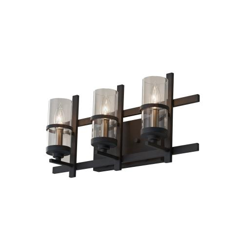 Murray Feiss Lighting Parts: Three Light Bath Vanity Strip