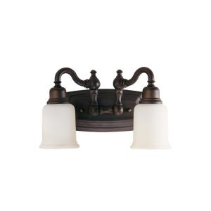 Two Light Vanity Strip. by Feiss  sc 1 st  Murray Feiss Light & Feiss Bathroom Lighting u0026 Bathroom Vanity Lighting | Murray Feiss ... azcodes.com