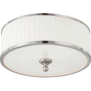 Candice - Three Light Dome Flush Mount