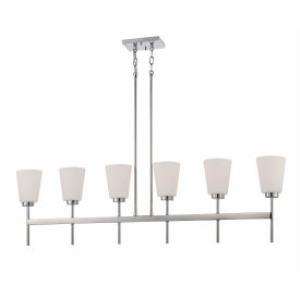 Benson - Six Light - Bar Pendant