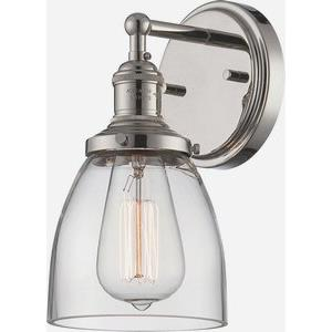 Vintage - One Light Wall Sconce