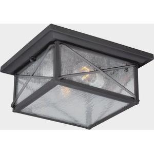 Wingate - Two Light Outdoor Flush Mount
