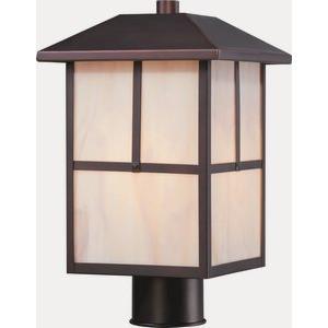 Tanner - One Light Outdoor Post Lantern