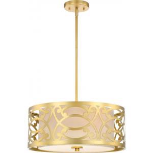 Filigree - Three Light Pendant