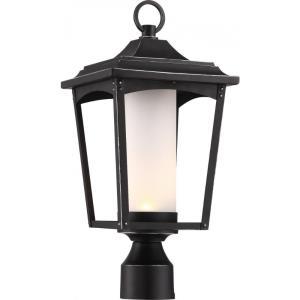 "Essex - 18.13"" 14W 1 LED Outdoor Post Lantern"