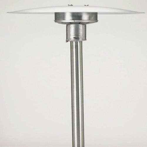 Patio Comfort Natural Gas Heater: 90 Permanent Patio Heater