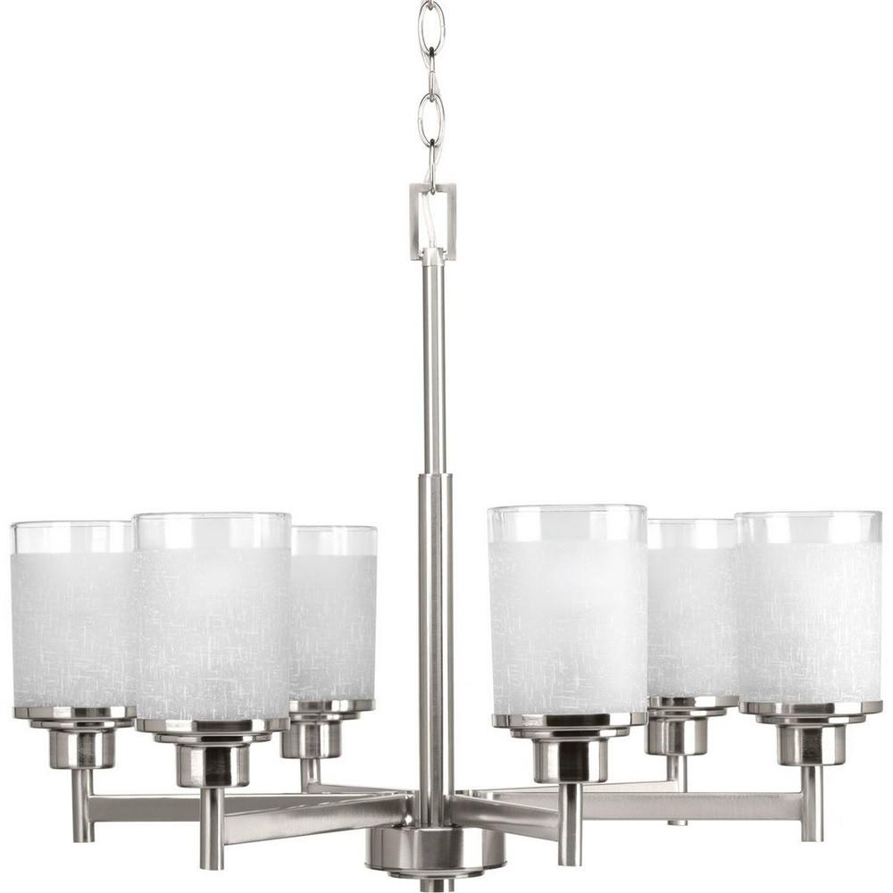 Alexa Six Light Chandelier