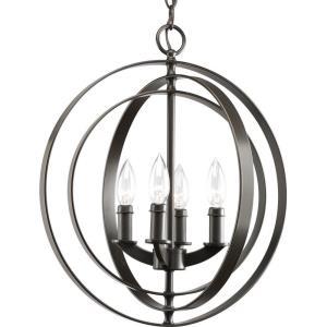Equinox - Four Light Sphere Foyer