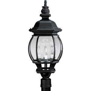 Onion - Four Light post mount