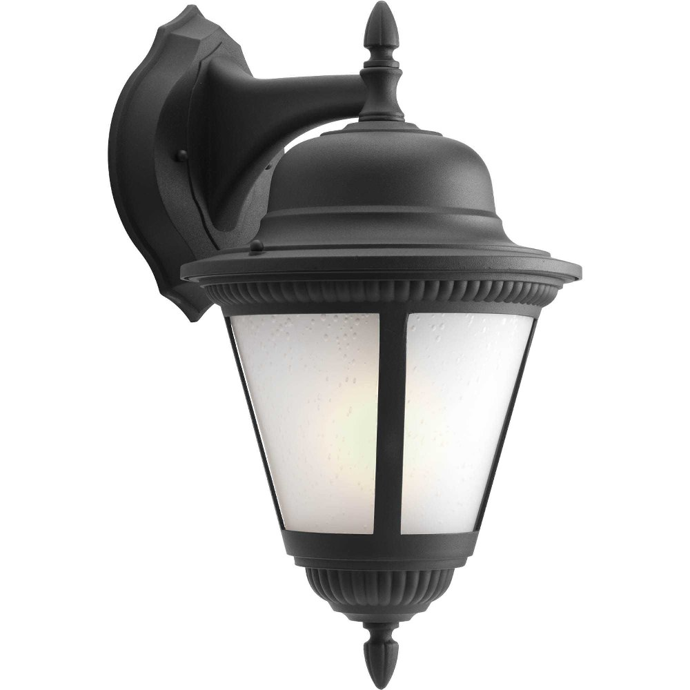 Progress Lighting-P5864-31WB-Westport - One Light Wall Lantern  Black Finish