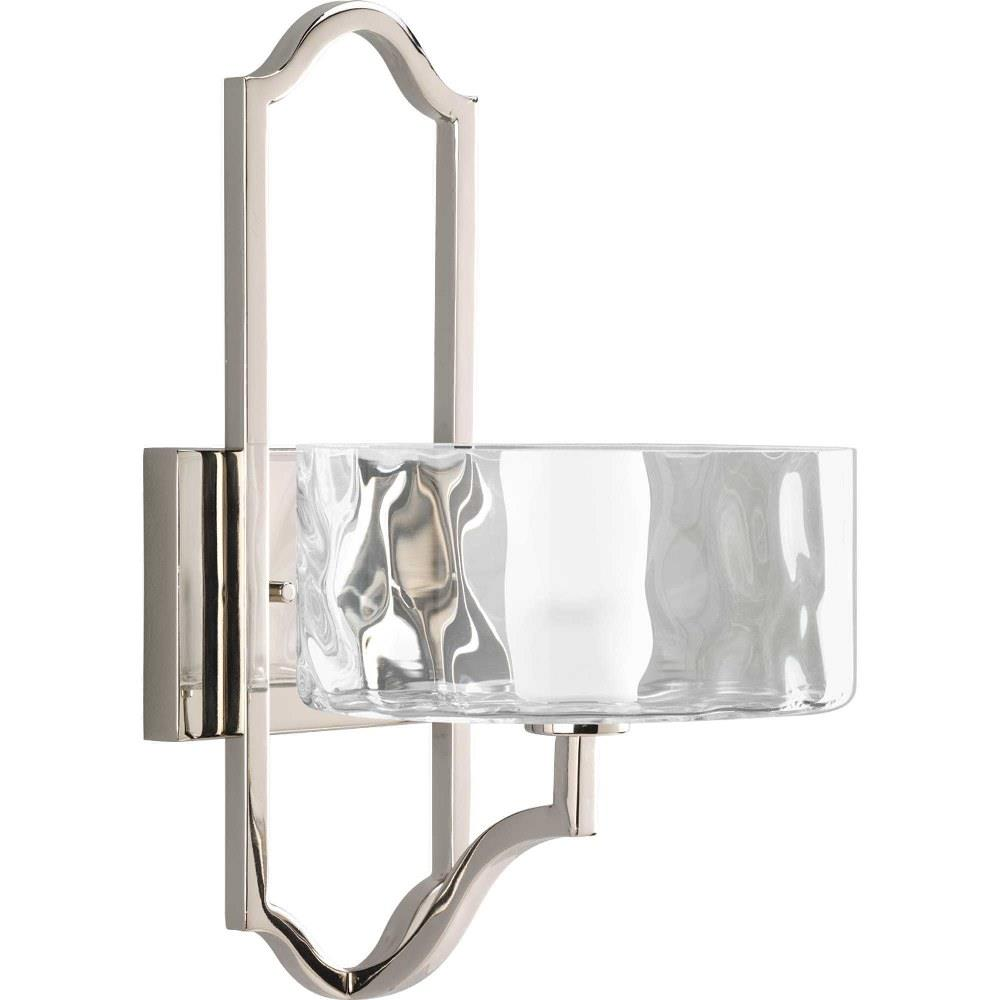 Caress One Light Wall Sconce