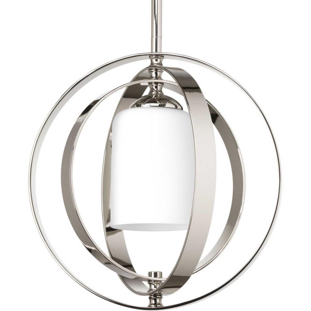 Equinox One Light Small Foyer Lantern
