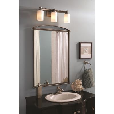 Quoizel Lighting TY8603 Taylor - Three Light Bath Vanity