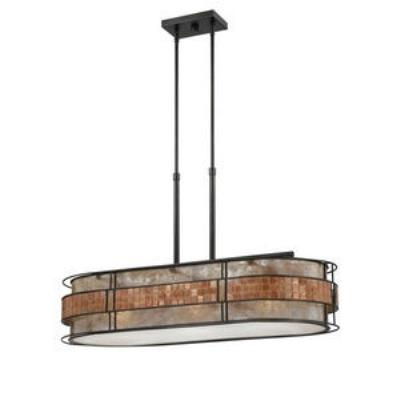Quoizel Lighting MCLG337RC Laguna - Three Light Pendant
