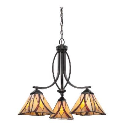 Quoizel Lighting TFAS5003VA Asheville - Three Light Large Pendant