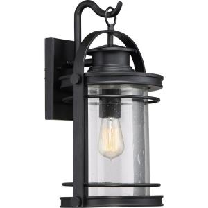 Booker - One Light 150W Large Outdoor Wall Lantern