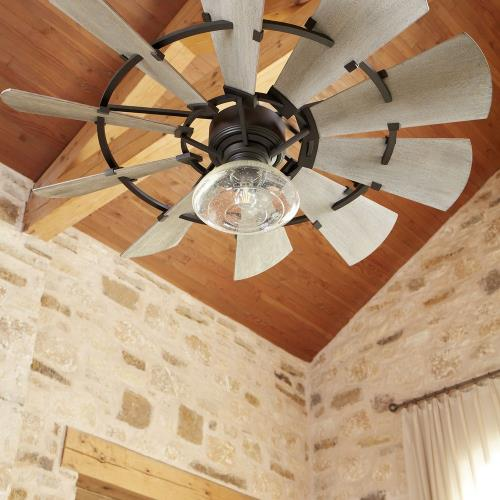 Quorum Lighting 1902 Windmill 11 6w 1 Led Ceiling