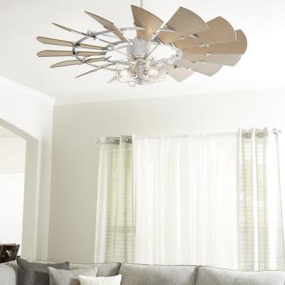 Quorum Lighting 1905 Windmill 14 18w 3 Led Ceiling