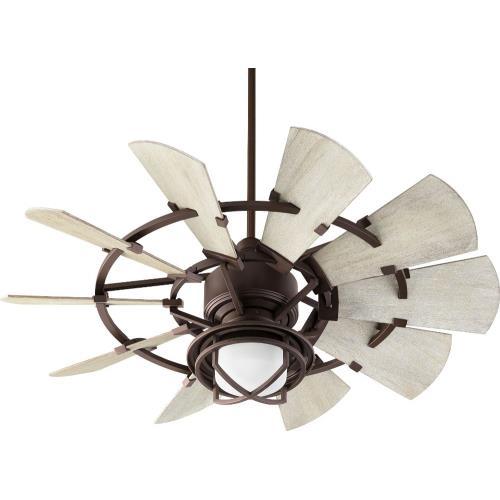 Quorum Lighting 94410 Windmill 44 Ceiling Fan