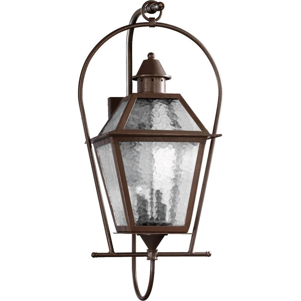 French Quarter Four Light Outdoor Wall Sconce