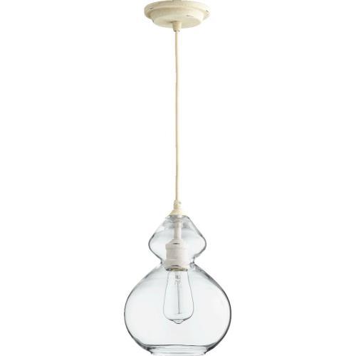 Quorum Track Lighting: One Light Pendant