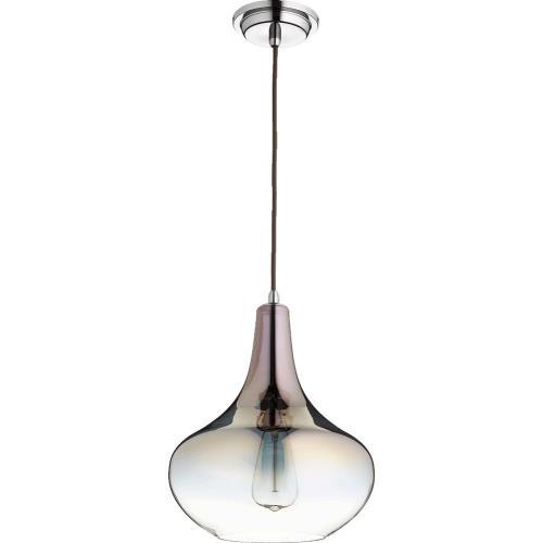 Quorum Track Lighting: 15.5 Inch One Light Pendant