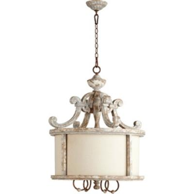 Quorum Lighting 8052-4-56 La Maison - Four Light Pendant