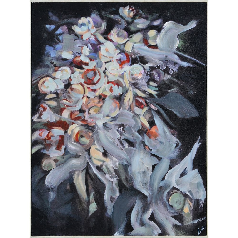 Renwil Inc-OL1920-Efran - 40 Inch Canvas Art  Matte Finish