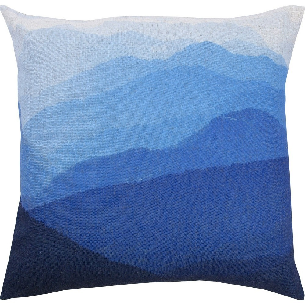 Renwil Inc-PWFL1005-Haze - 20 Inch Sqaure Pillow  Multi-Color Finish