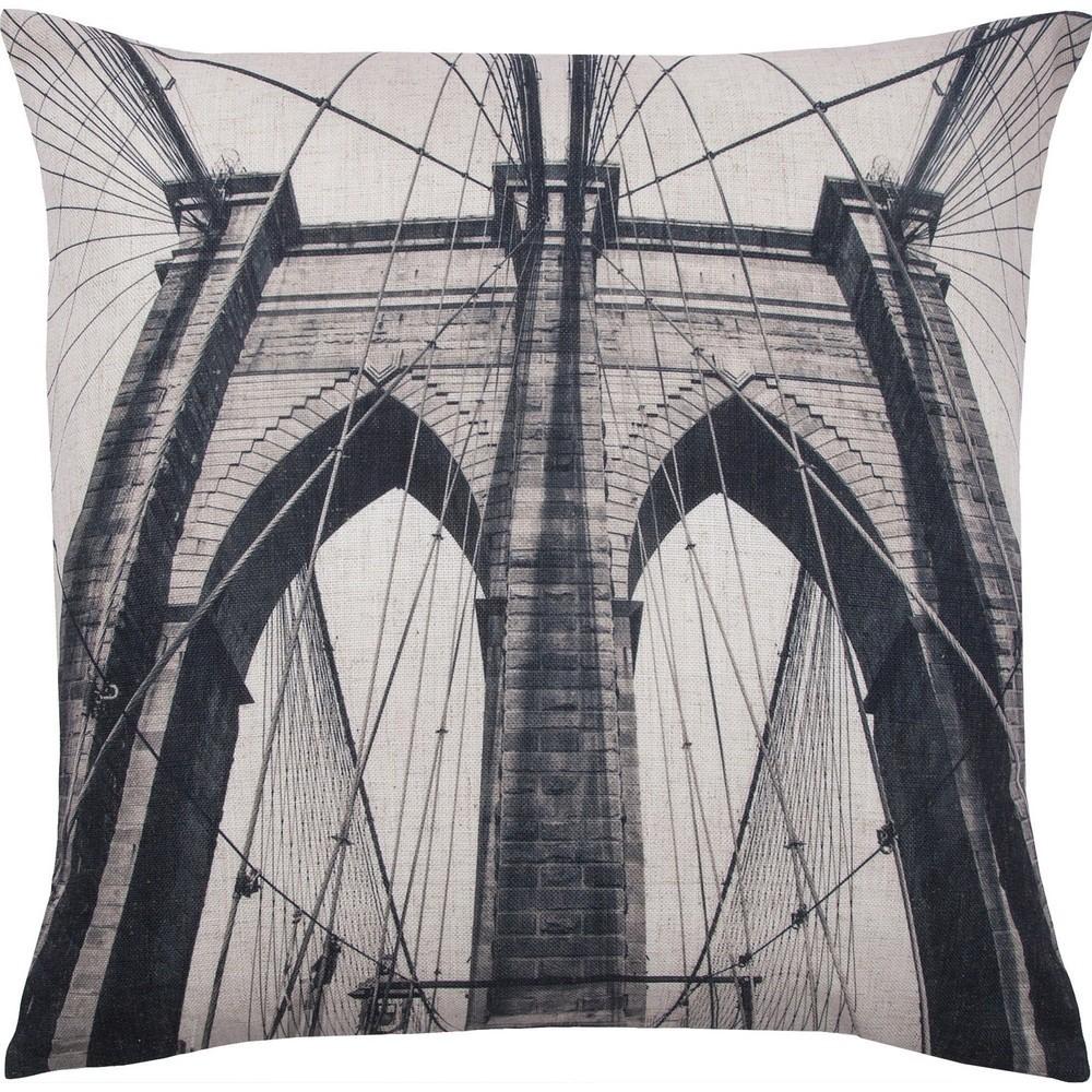 Renwil Inc-PWFL1017-Bridge - 20 Inch Sqaure Pillow  Multi-Color Finish