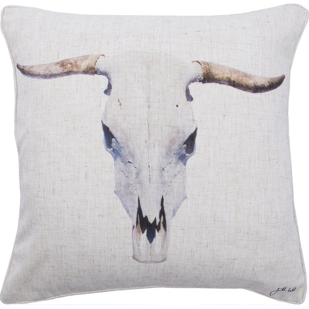 Renwil Inc-PWFL1018-Elgin - 20 Inch Sqaure Pillow  Multi-Color Finish
