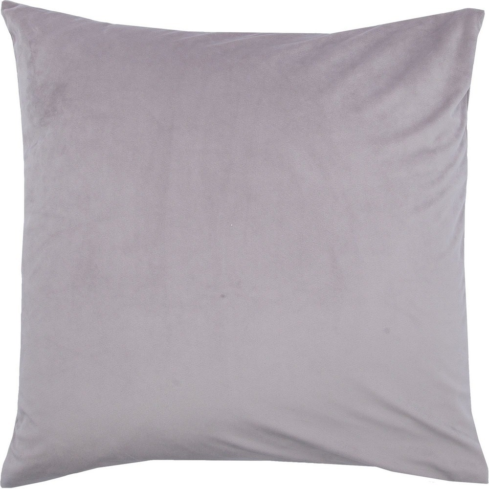 Renwil Inc-PWFL1047-Gaia - 20 Inch Sqaure Pillow  Light Grey Finish