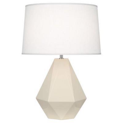 Robert Abbey Lighting Delta Delta - One Light Table Lamp