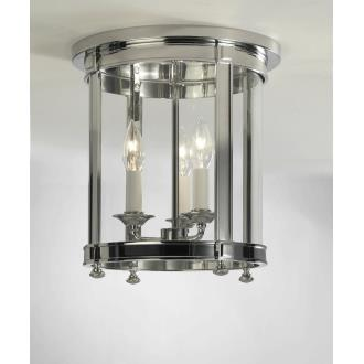 Robert Abbey Lighting S3363 Blake - Three Light Flush Mount