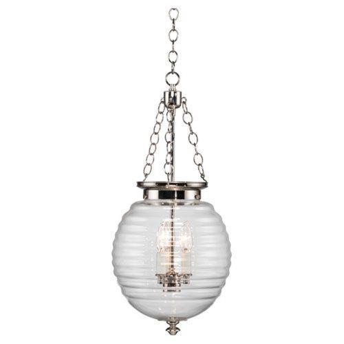 Beehive Light Fixture: Robert Abbey Lighting
