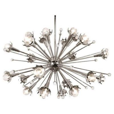Robert Abbey Lighting S710 Jonathan Adler Sputnik - Twenty-Four Light Chandelier