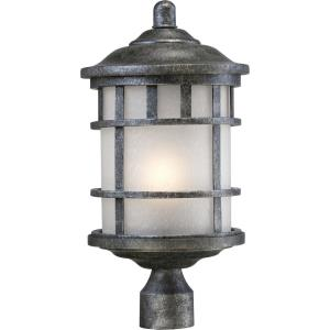 Manor ES - One Light Outdoor Post Lantern