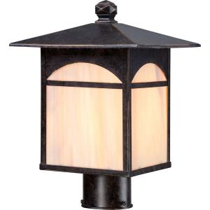 Canyon ES - One Light Outdoor Post Lantern