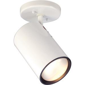 75W One Light Straight Cylinder Semi-Flush Mount