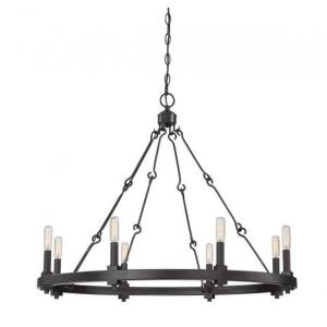 Adria - Eight Light Chandelier