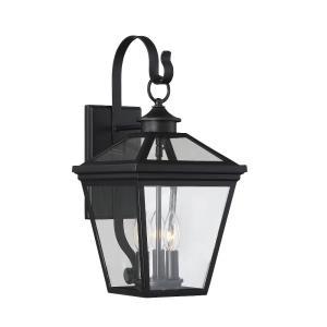 Ellijay Three Light Outdoor Wall Lantern